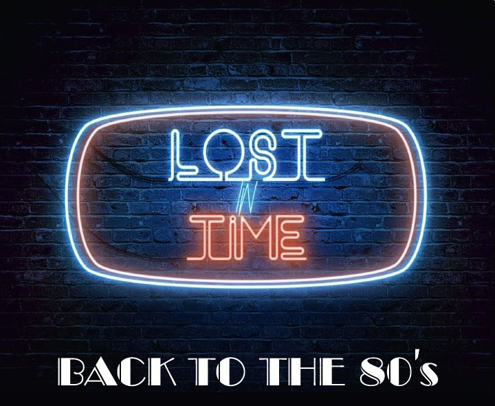 Lost in Time 1te CD
